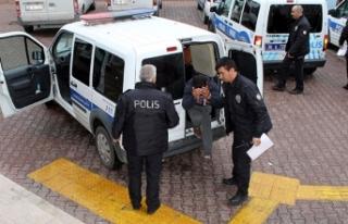 Kayseri'de aranan şüphelilere şafak operasyonu:...