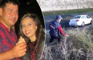 Kazada öldüğü sanılan kadını, kocası boğarak...