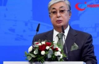 Kazakistan'ın yeni Cumhurbaşkanı ilk yurt dışı...