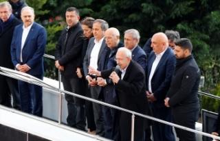 Kemal Kılıçdaroğlu: Bana yapılan saldırı, Türkiye'nin...