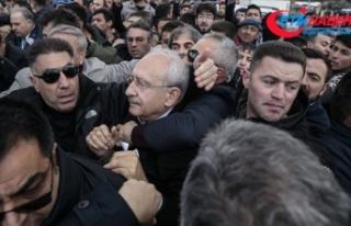 Kılıçdaroğlu'na saldırı olayında 9 şüpheliden...