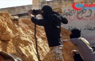 Libya'da iki haftadır devam eden çatışmalarda...