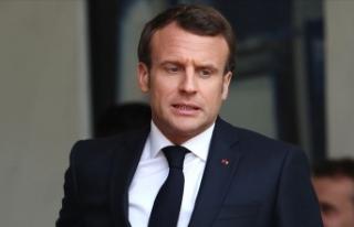 Macron, 7 Nisan'ı Ruanda soykırımını anma...