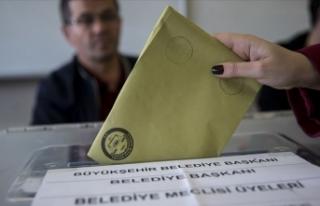 Maltepe'de tüm oylar, Beyoğlu'nda ise...