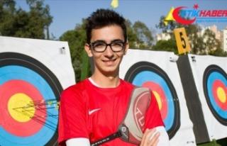Mete Gazoz'dan dünya ve Avrupa rekoru
