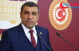 MHP'li Taşdoğan'dan Fransız Parlamenter...