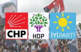 """Millet İttifakı""nda HDP etkisi"