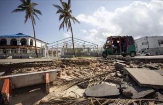 Mozambik yeni bir kasırgayla karşı karşıya