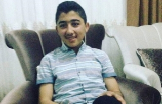Otomobilin çarptığı liseli Halil, öldü