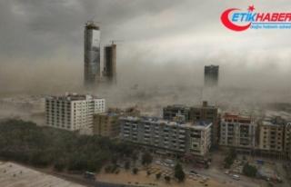 Pakistan'da fırtına can aldı: 3 ölü, 35 yaralı