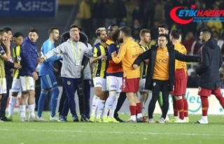 PFDK'dan Fenerbahçe ve Galatasaray'a para...