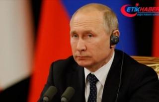 Putin: Gündemimizde S-400'lerin sevkiyatının...