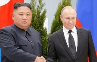 Kuzey Kore, Rus gemisini alıkoydu