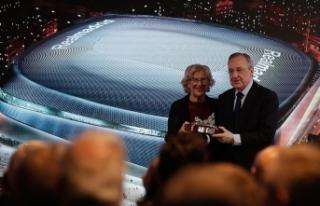 Real Madrid'de 'Geleceğin Bernabeu'su'...