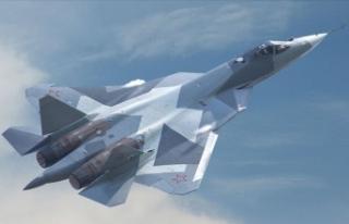 Rusya'nın 5. nesil savaş uçağı Su-57