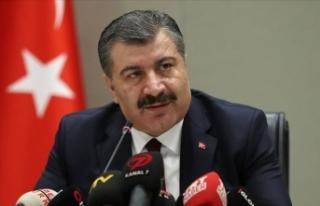 Sağlık Bakanı Koca: Türkiye'nin Beslenme...