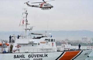 Sahil Güvenlik Komutanlığı 38 sözleşmeli personel...