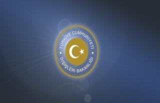 """""""Saldırılarda Türk vatandaşlarının zarar görüp..."""