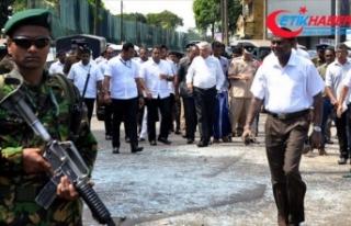 Sri Lanka'nın başkenti Kolombo'da 87 bomba...