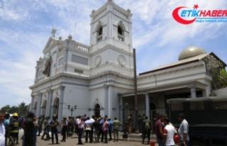 Sri Lanka'da halka cami ve kiliselerden uzak durma...