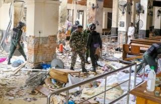 Sri Lanka'da kiliselerde ve otellerde patlamalar:...