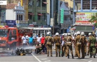 Sri Lanka'da terör saldırılarının ardından...