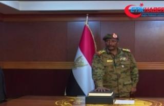 Sudan'da Askeri Geçiş Konseyi'nin yeni...