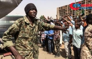 Sudan ordusu Cumhurbaşkanı Beşir'in kardeşlerinin...