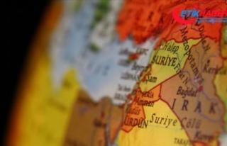 Suriye'de Rusya ve İran güçleri arasında...