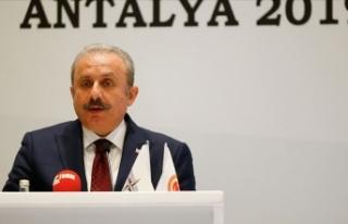 TBMM Başkanı Mustafa Şentop: Gerilim yok, parlamenter...