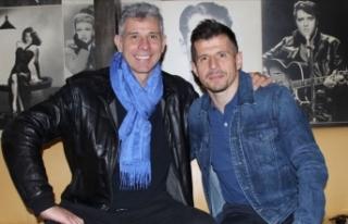 Toldo ile Emre Belözoğlu 14 yıl sonra buluştu