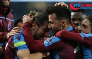Trabzonspor gol yollarında zorlanmadı