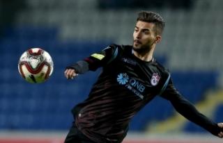 Trabzonsporlu Hüseyin Türkmen: Ne olursa olsun pes...