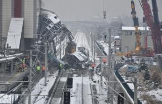 Tren kazasında Teftiş Kurulu raporu: 1'inci...
