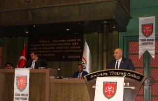 Türk Hukuk Enstitüsü: Bazı Barolar Terörün Emellerine...