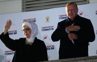 Türkiye Cumhurbaşkanı Erdoğan'a liderlerden...