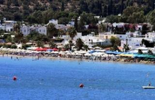 Türkiye'nin turizm geliri geçen yıla göre...