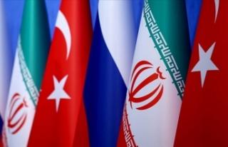 Türkiye, Rusya ve İran ABD'nin Golan Tepeleri...