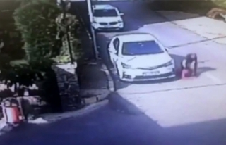 Tuzla'da 12 yaşındaki çocuğu döven maganda...