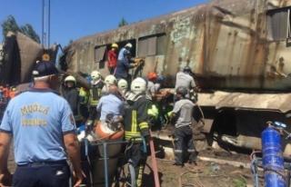 Yatağan'da santralde 2 işçinin öldüğü...