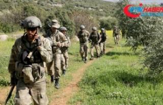 YPG/PKK'dan Afrin'de konuşlu TSK unsurlarına...