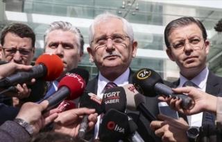 YSK Başkanı Güven: Gelen tüm itirazları tek tek...