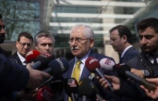 YSK Başkanı Güven: Yargı süreci devam ediyor