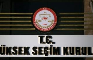 AK Parti'den YSK'ye olağanüstü itiraz...
