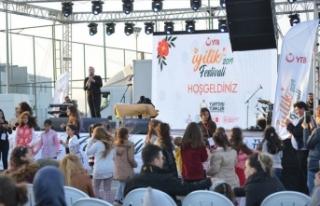 YTB'den KKTC'de 'İyilik Festivali'