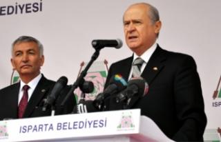 Yusuf Ziya Günaydın MHP Lideri Bahçeli'nin Başdanışmanı...
