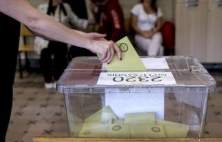 İstanbul yenileme seçimi için kesin aday listesi...