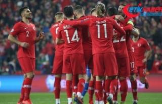 A Milli Futbol Takımı Yunanistan ve Özbekistan...