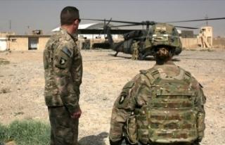 ABD Irak'taki askeri üslerinin güvenliğini...