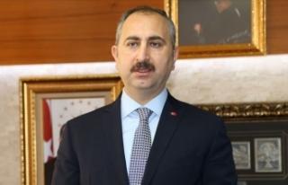 Adalet Bakanı Gül: Yargı Reformu Strateji Belgesi...